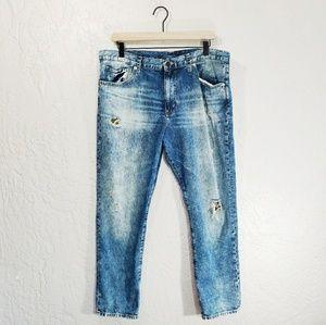 Denim & Supply Ralph Lauren Boyfriend Jeans